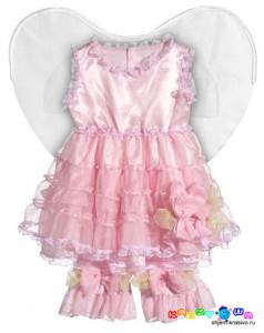 Lilac Angel Toddler Costumef