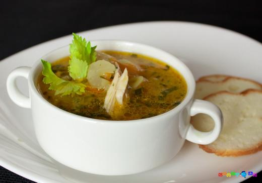 chicken-celery-soup